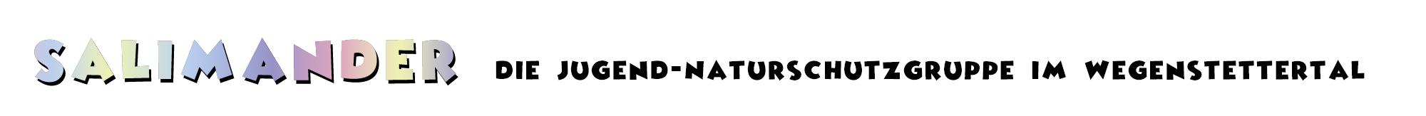 Salimander – die Jugend-Naturschutzgruppe